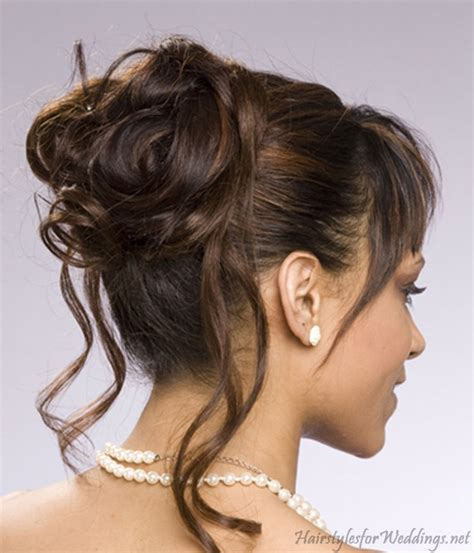 upsweep hairstyles short upswept hairstyles the french twist or chignon