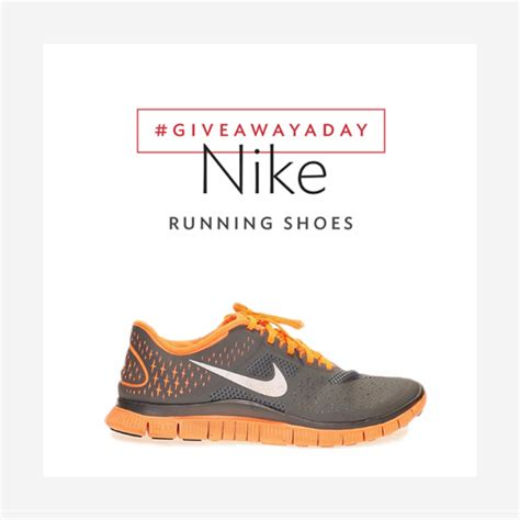 Running Shoe Giveaway - thrifty momma ramblings win nike running shoes giveaway