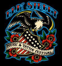 elm street tattoo festival elm festival 2014 dallas line up