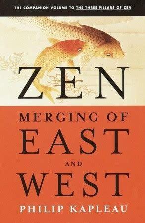 zen merging  east  west  philip kapleau