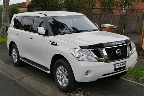 Nissan Patrol Wikipedia