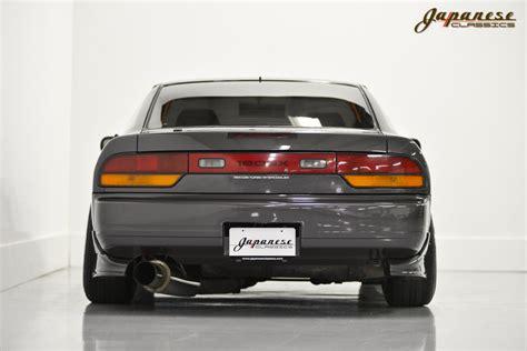 nissan 180sx modified japanese classics 1989 nissan 180sx modified