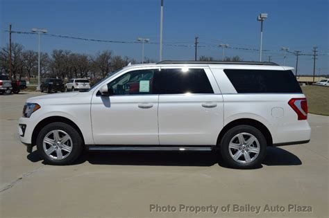 2018 new ford expedition xlt 4x2 at bailey auto plaza
