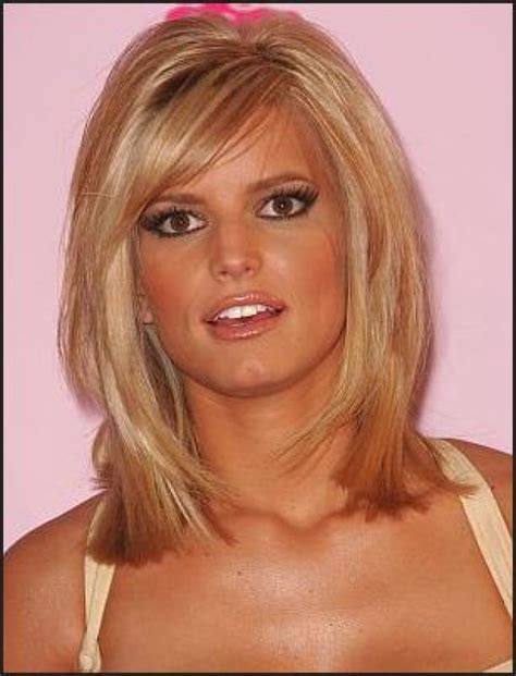 jessica simpson hairstyles with bangs jessica simpson hairstyle photos google search hair