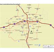 Map Of Reno Nevada  TravelsMapsCom