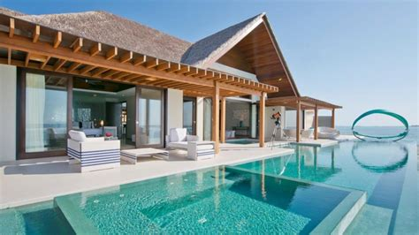 most expensive bungalow in the world luxury water villas in the maldives overwater