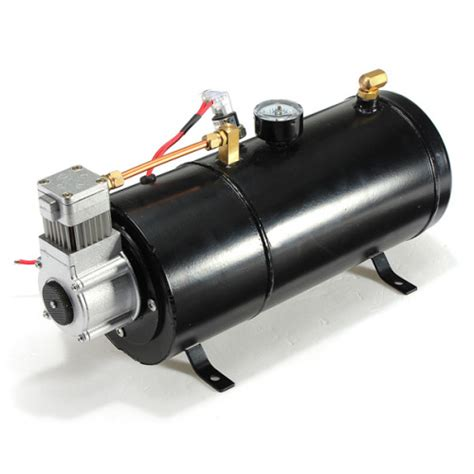 12psi 12 volt air compressor tank for air horns