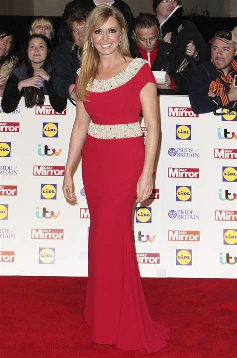 carol vorderman wardrobe malfunctions loose women s kaye adams flashes bra and pants at mirror s