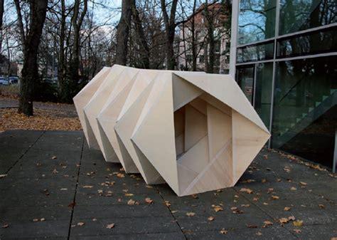 aufklappbarer pavillon low cost houses and pavilions markus heinsdorff