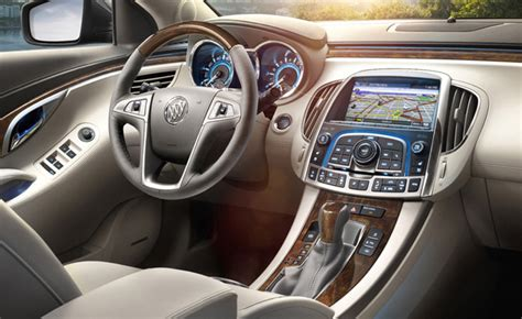 2013 Buick Lacrosse Interior by 2013 Buick Lacrosse Interior