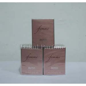 Harga Hugo Femme Original hugo femme jual parfum original harga parfum murah