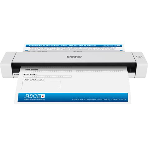 mobile document scanner ds 620 mobile document scanner ds 620 b h photo