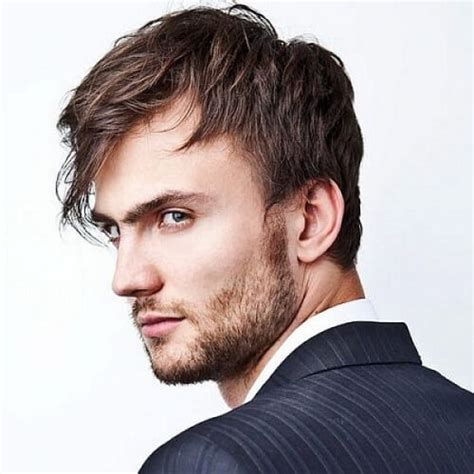 mens shaggy haircut bald spot on top 50 hairstyles for balding men men hairstyles world
