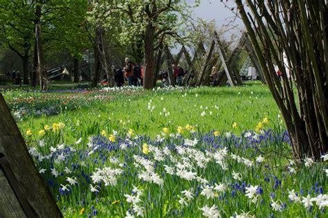 Britzer Garten Viewing by Tulipan Tulpenfestival In De Britzer Garten