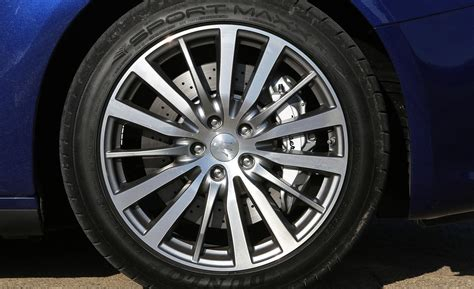 maserati ghibli wheels car and driver