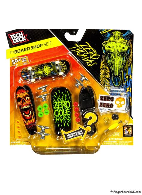 tech deck trucks tech deck board shop set fingerboards uk shop