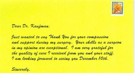 thank you letter appreciation doctor referral appreciation quotes and quotesgram