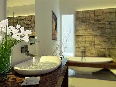 salle de bain zen 233quilibre et harmonie 224 la maison zen