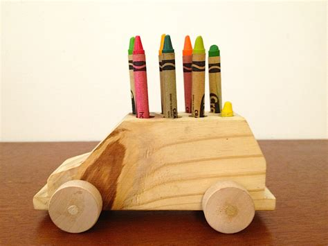 Handmade Wood Toys - diy handmade and wooden toys living green with baby