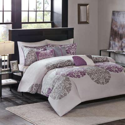 farbige bettdecken buy purple duvet covers from bed bath beyond