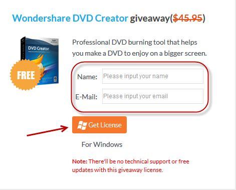 Wondershare Giveaway - wondershare giveaway wondershare dvd creator daves computer tips