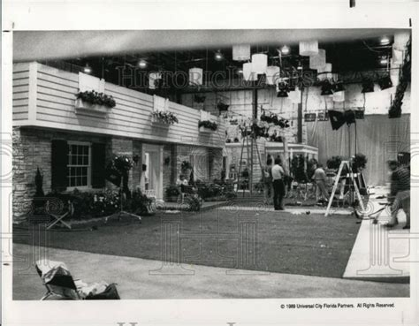Leave Set the new leave it to beaver set in universal studios