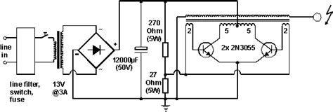 2n3055 transistor tesla coil 2n3055 transistor tesla coil 28 images joulethief sec exciter and variants page 82 energetic