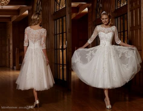 brautkleider 60er stil 60s style wedding dress naf dresses