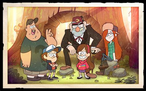 Or Gravity Falls Gravity Falls Real Personajes
