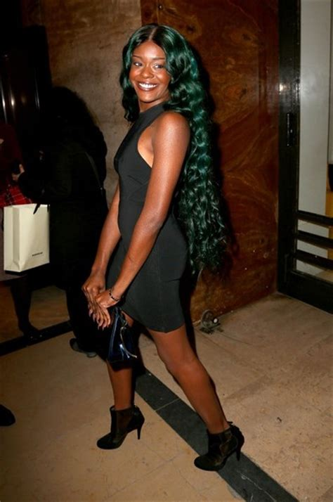 Banks Arrives At Fashion Rocks by Candids Kimora Simmons Shops With And