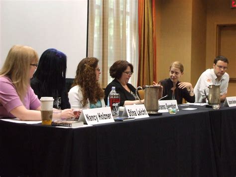 Guest Shanna Swendson by Armadillocon Day 3 Nancy Holzner