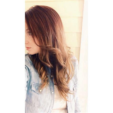 Light Brown Auburn Hair by Auburn And Light Brown Ombr 233 Hair Style