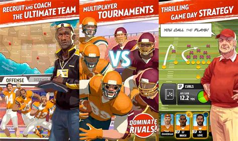 big win football hack apk rival college football v1 5 0 mod apk with unlimited coins and money axeetech