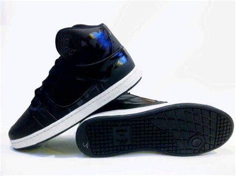 Sepatu High Cewek 51 jual sepatu casual dc high hitam cowok cewek sneakers sekolah distributor sepatu bdg