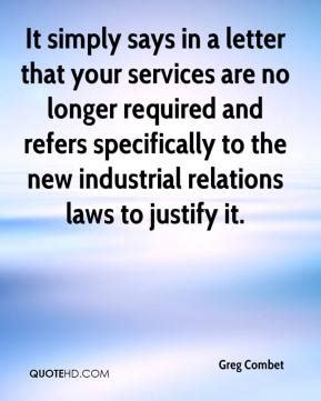 Letter Service No Longer Required industrial quotes page 7 quotehd