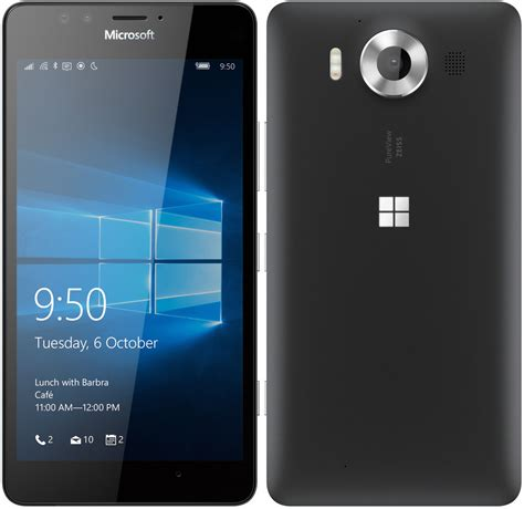 Microsoft Lumia Second microsoft lumia 950 950xl 32gb unlocked sim free smartphone 12m warranty ebay