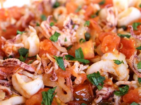 fried calamari salad recipe by chef valentine cookpad 1000 images about the feast of the seven fishes christmas
