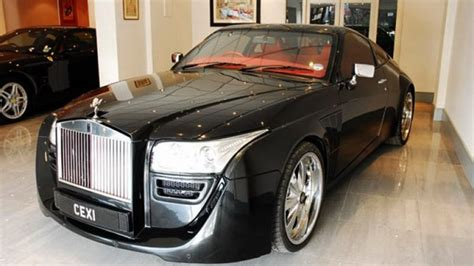 rolls royce black ruby one million dollar quot black ruby quot rolls royce coupe up