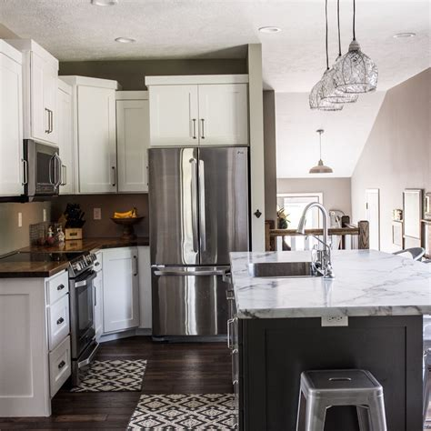 kendall charcoal kitchen cabinets white kitchen cabinets kendall charcoal bm painted island