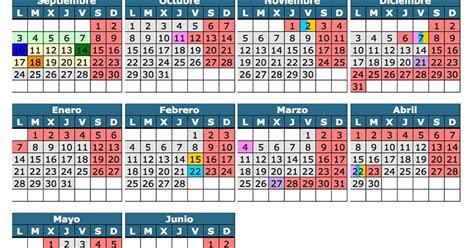 Calendario Escolar 2017 Aragon Humores Calendario Escolar Arag 243 N Curso 2012 2013