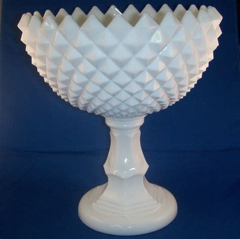 vintage white hobnail glass l value of glass 28 images value of glass 28