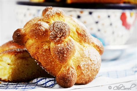 pan de muerto recipe dishmaps