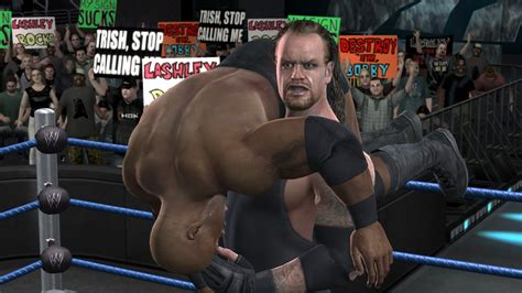 emuparadise ufc wwe smackdown vs raw 2008 review the next level