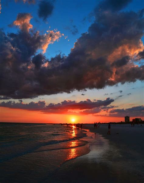 South Florida Detox Sunset by Siesta Key Sunset Florida By Allan Mitchell