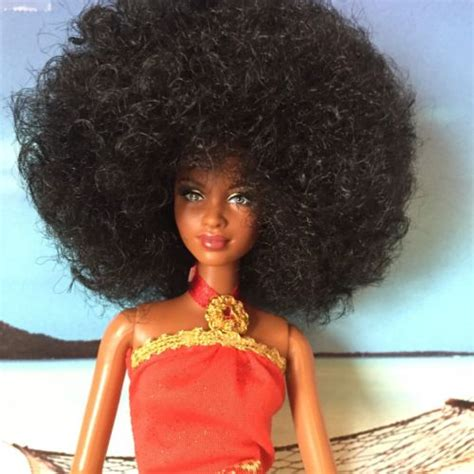 black doll afro black dolls collection on ebay