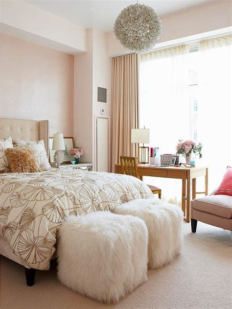 pale pink bedroom grown up blush elements of style blog