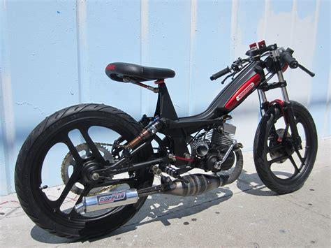 Tomahawk Motorrad by Rockstar Moby Tomahawk Mopeds Mob Mofa