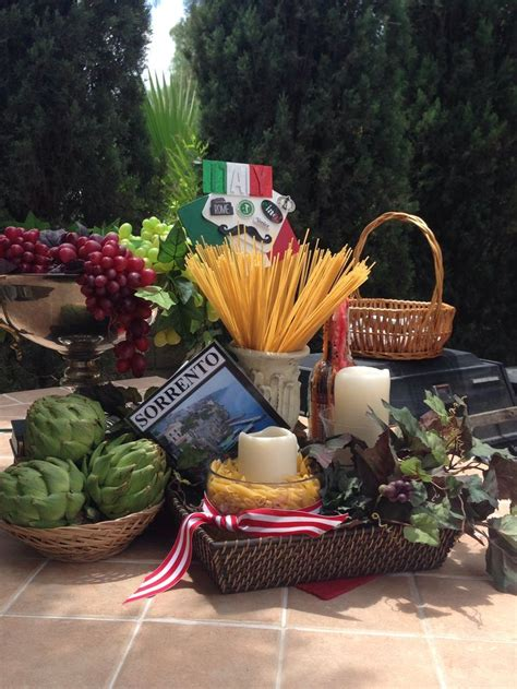 decorating italian theme 25 best ideas about italian centerpieces on