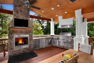 Amazing Outdoor Entertaining Areas - outdoor spaces kitchen ideas al fresco dining home design