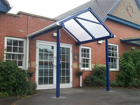 Entrance Canopy Entrance Canopies Shelter Solutions